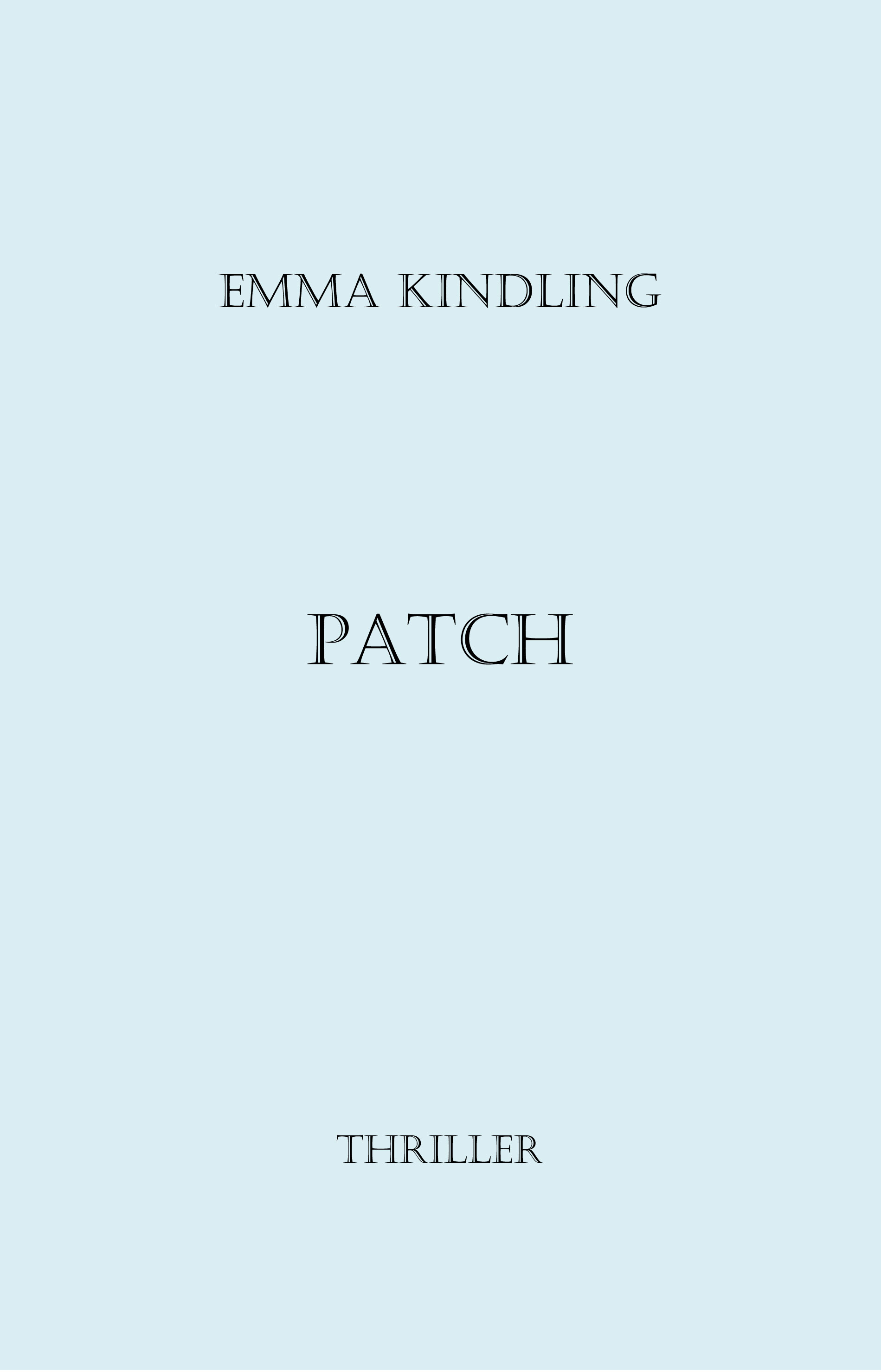 Emma Kindling Patch